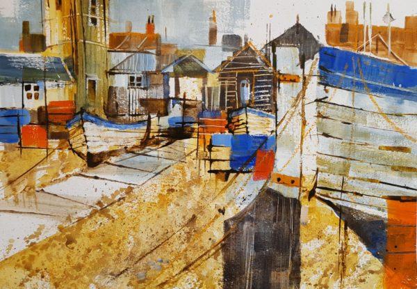 Aldeburgh, Boats & Sheds