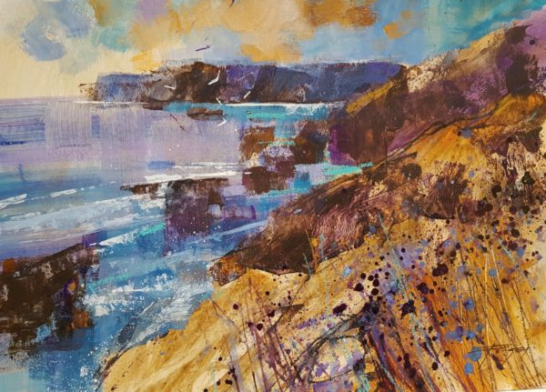Coastal Cliffs, Cornwall